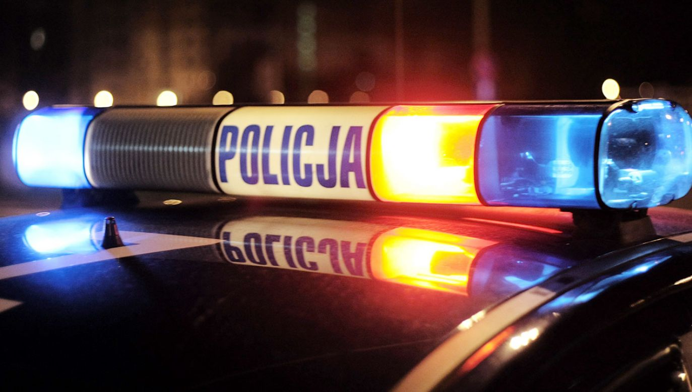 Policja szuka kierowcy (fot. arch.PAP/Leszek Szymański)