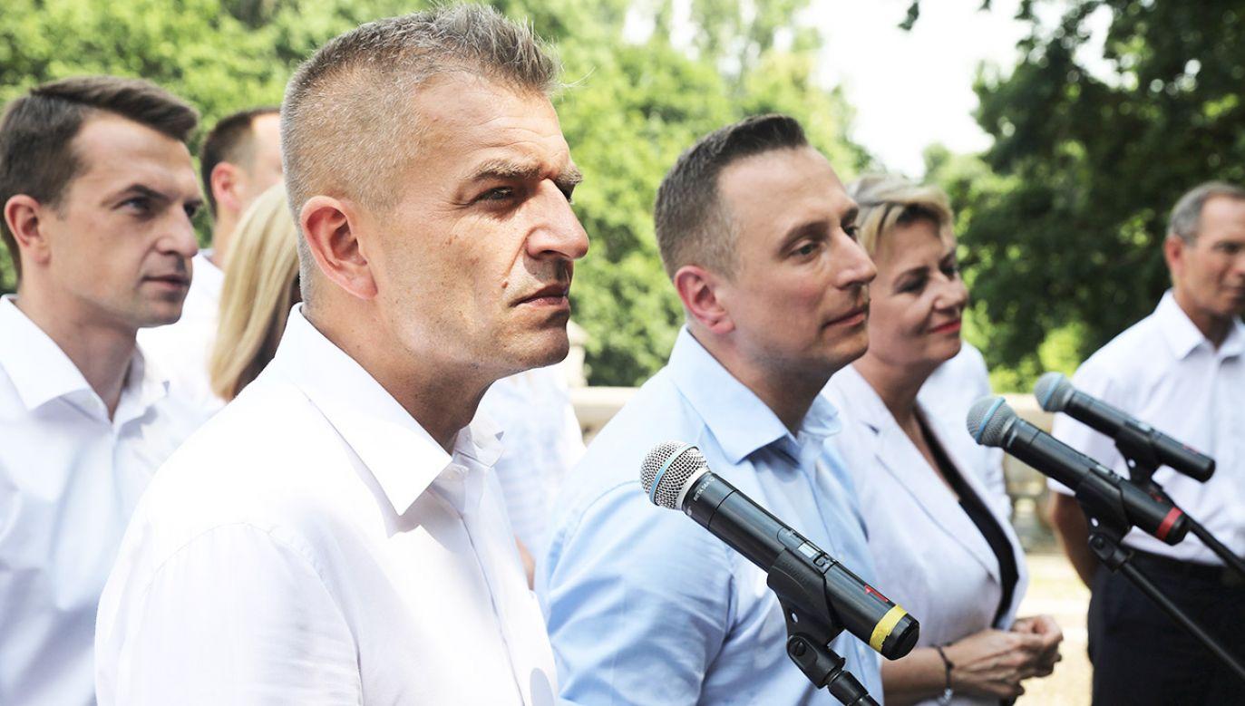 Bartosz Arłukowicz po raz pierwszy do Sejmu dostał się w 2007 roku, wówczas z list Lewicy i Demokratów – jednym z koalicjantów było SLD, do której należał (fot. arch.PAP/Tomasz Gzell)