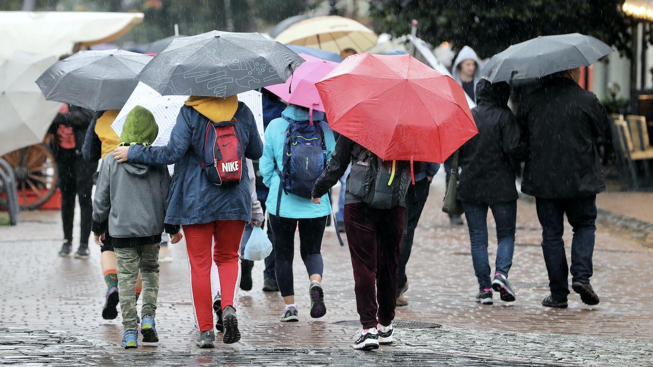 Pogoda na sobotę 18 września (fot. arch.PAP/Grzegorz Momot)