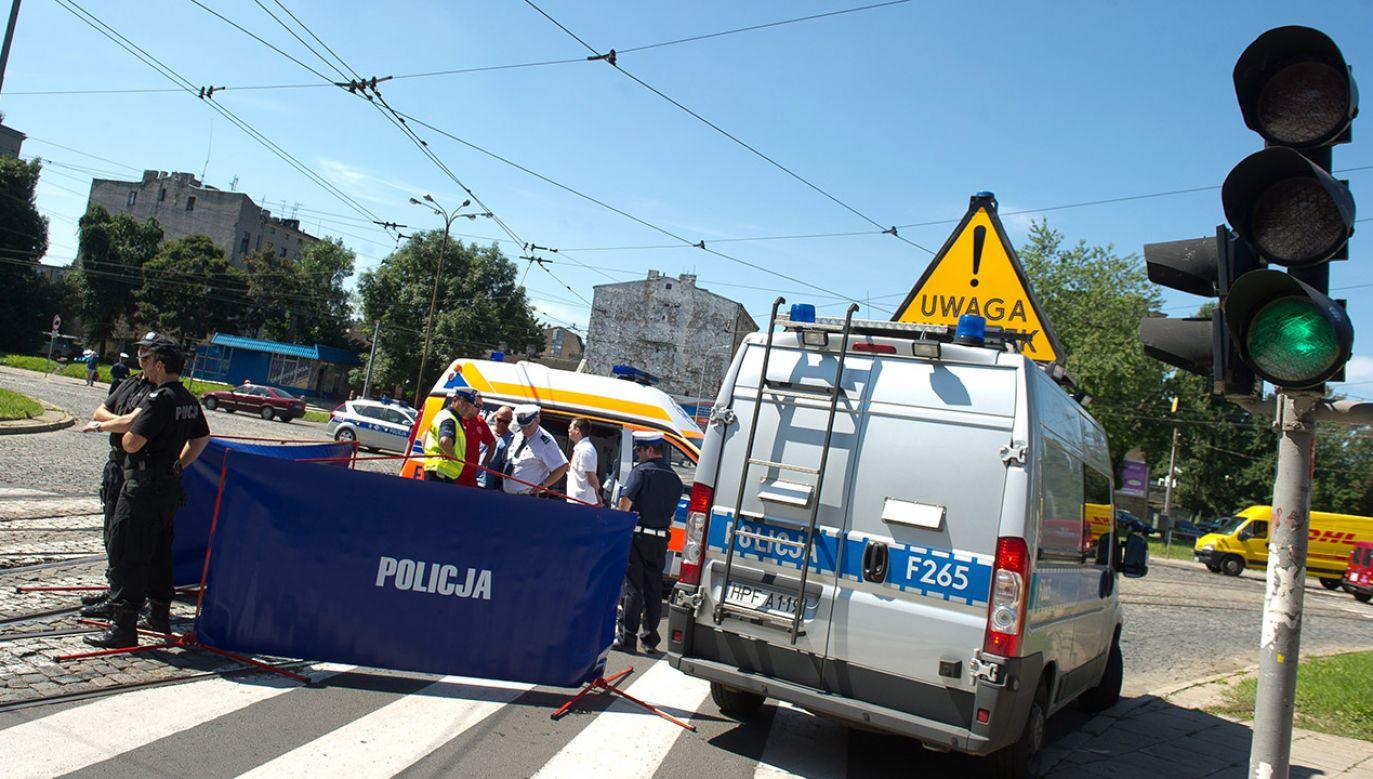 Mimo reanimacji życia 83-latki nie udało się uratować (fot. arch.PAP/Grzegorz Michałowski, zdjęcie ilustracyjne)