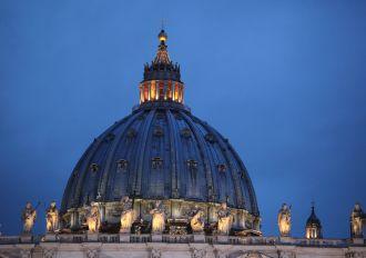 Watykan. Tego nie pokazywały kamery