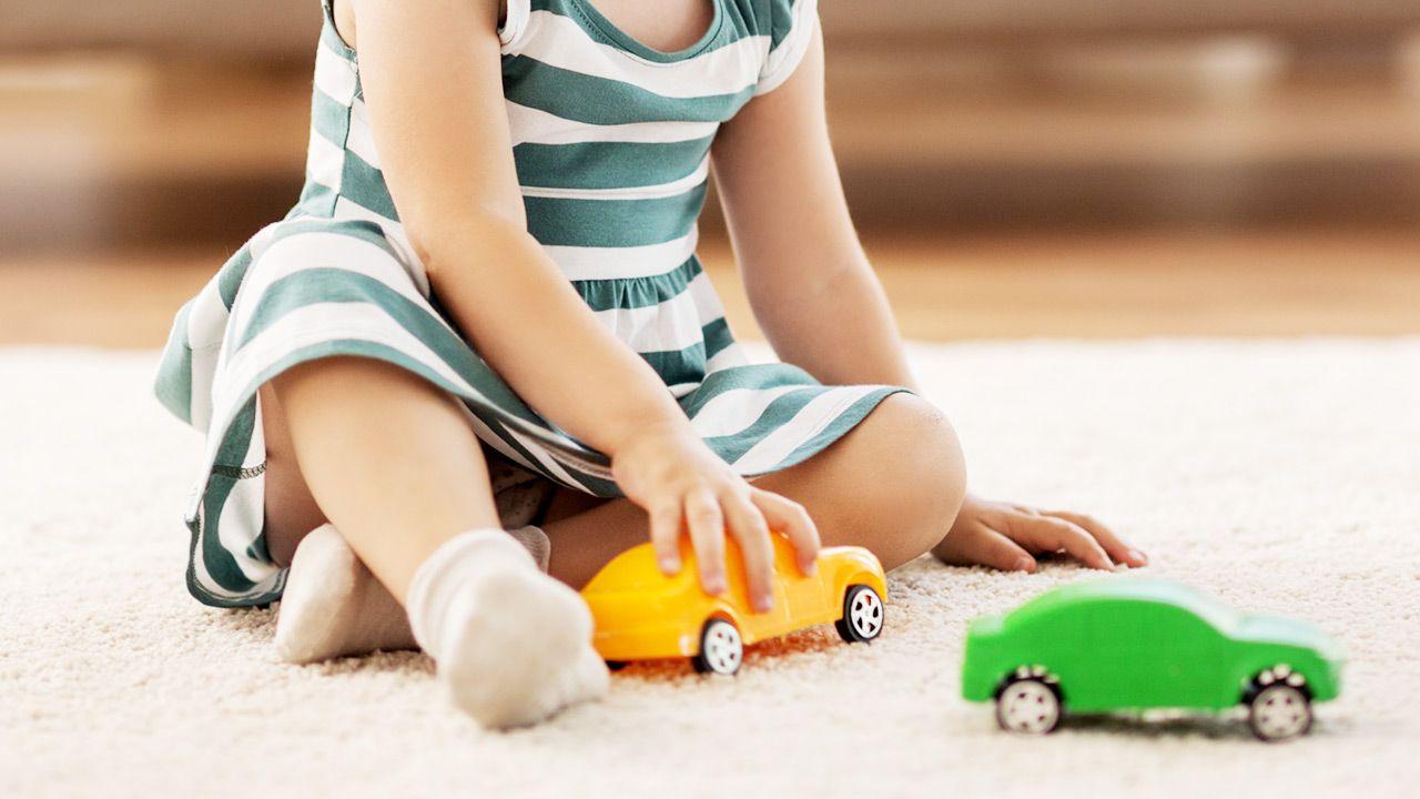 3-letnia Hania zmarła w szpitalu (fot. Shutterstock/Syda Productions)