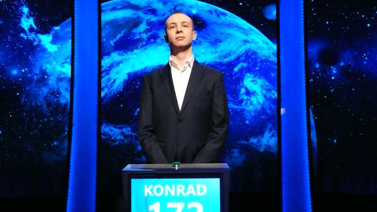Zwycięzcą 17 odcinka 118 edycji został Pan Konrad Jurgiewicz