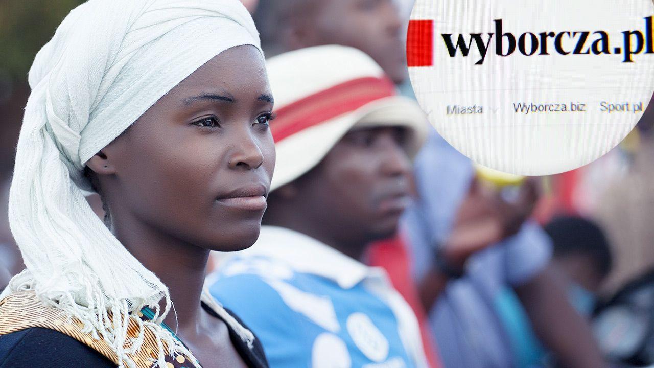 """Według rozmówczyni """"Gazety Wyborczej"""" określenie to jest rasistowskie (fot. Shutterstock)"""