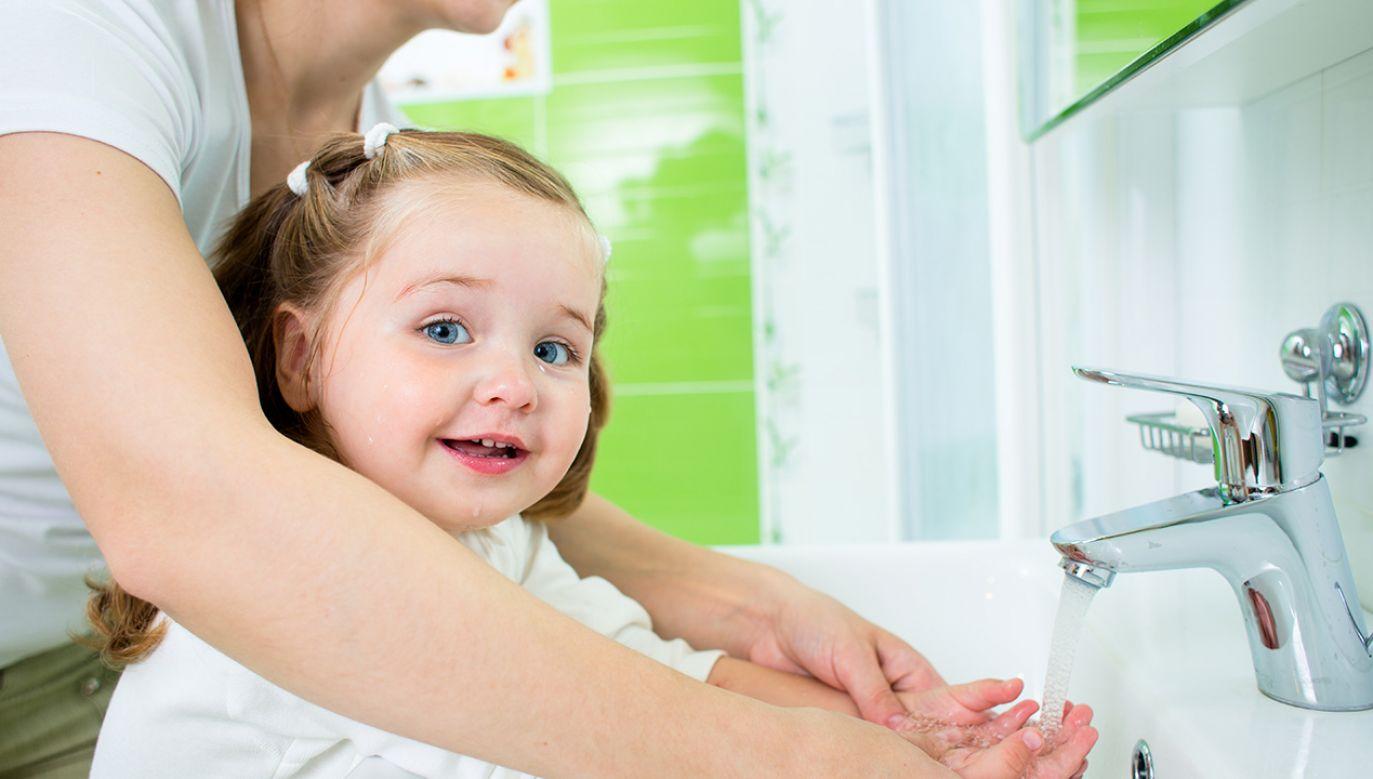Prezentujemy, jak skutecznie myć ręce (fot. Shutterstock/Oksana Kuzmina)