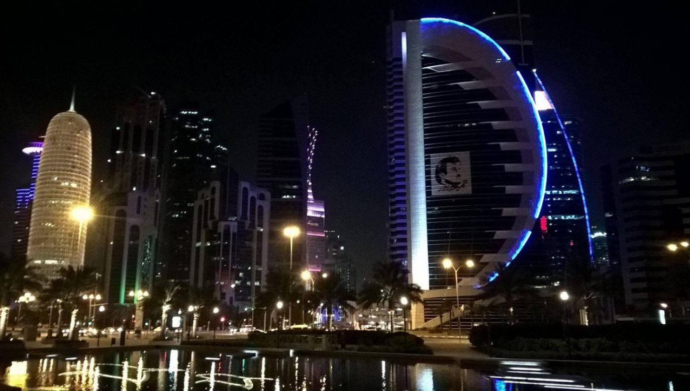 Katar jest państwem konserwatywnym i taka sama jest jego stolica (fot. Agnieszka Wasztyl)