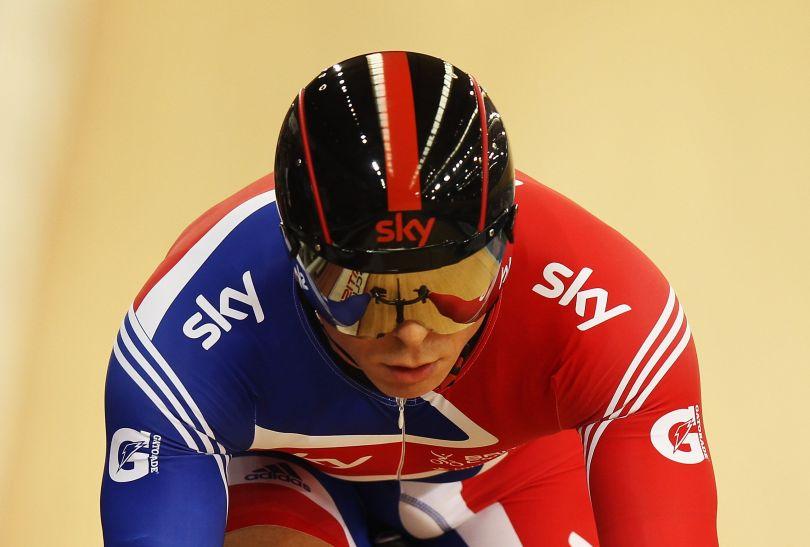 Chris Hoy (fot. Getty Images)