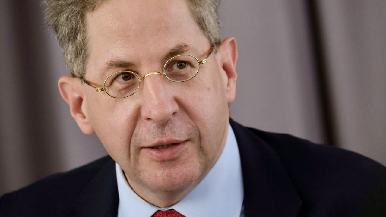 Hans-Georg Maassen, były prezes Urzędu ochrony Konstytucji (fot. Sean Gallup/Getty Images)