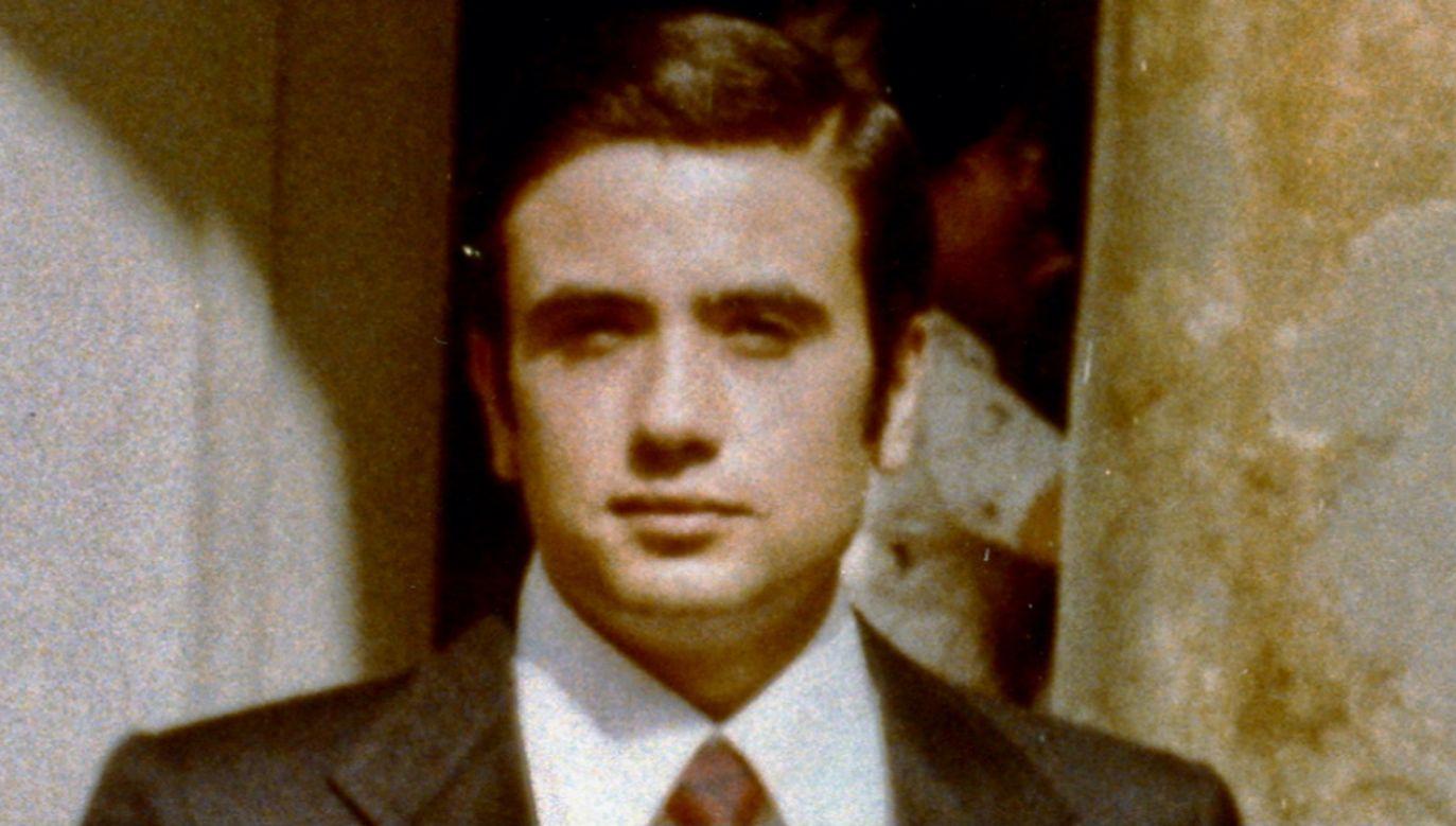 W latach 1979 - 1989 był zastępcą prokuratora w sądzie Agrigento (fot. Caramanna/Giacomino/Zuma Press/Forum)