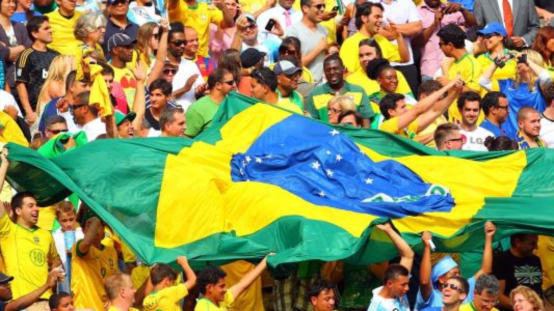бразилия занимает i место в мире по