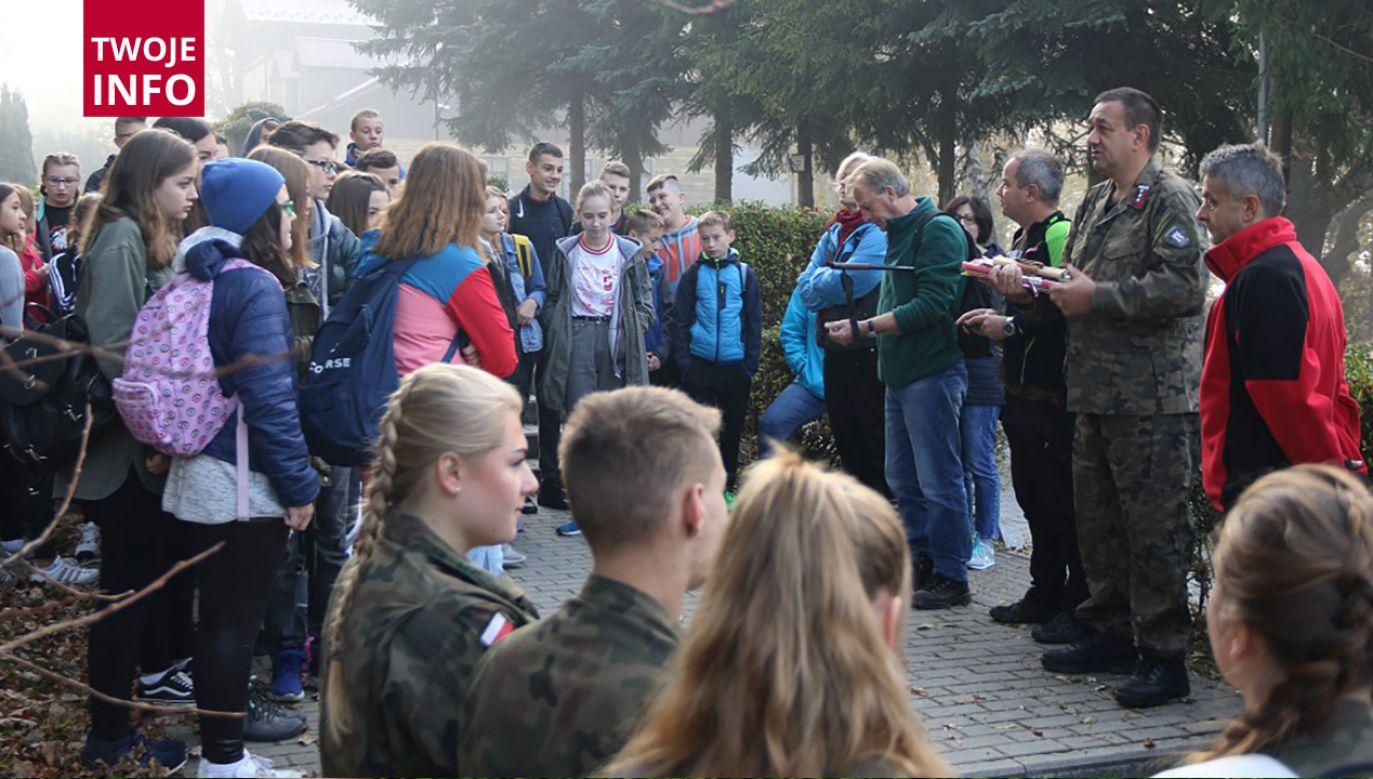 Rajd pamięci kpt. Tadeusza Paolonego (fot. Twoje Info)