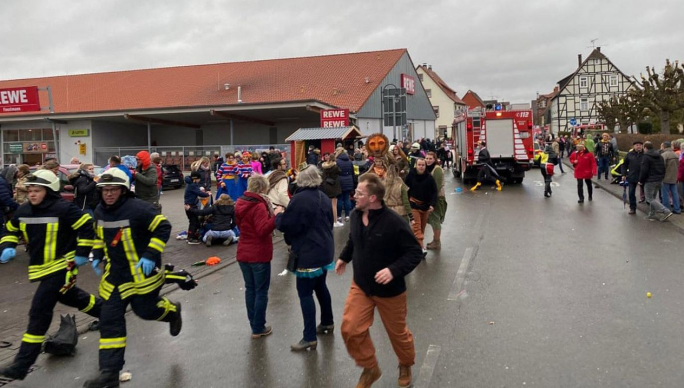 Wśród poszkodowanych są dzieci (fot. Elmar Schulten/Reuters)