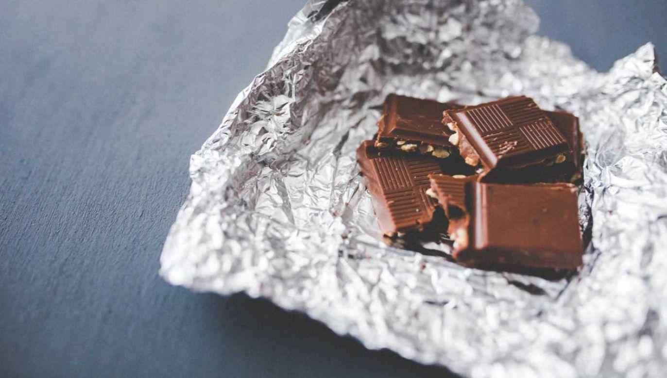 Czekolada sprawdza się jako tzw. comfort food (fot. Pexels)