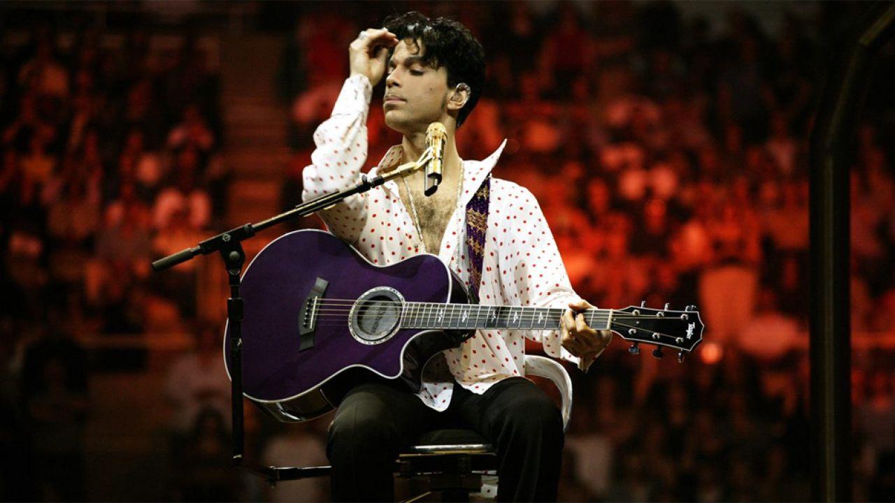 Prince był uznawany za jednego z najbardziej innowacyjnych muzyków (fot. mat.pras.)