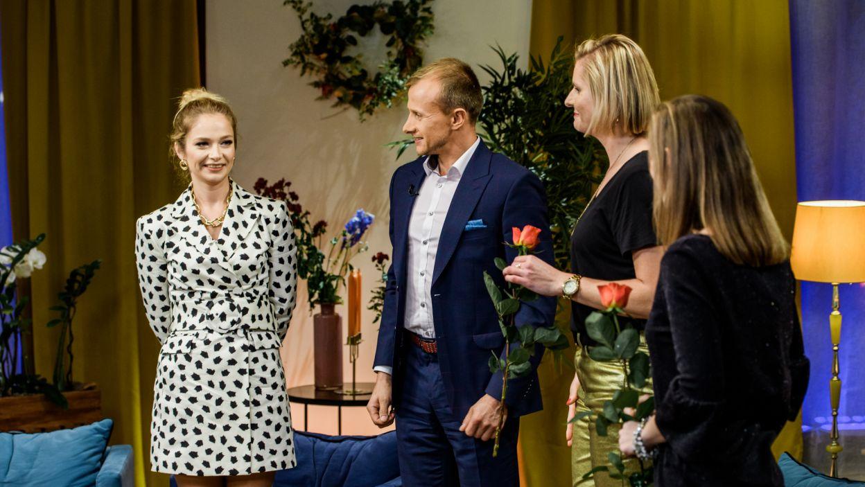 Pomimo kilku potknięć, Paweł stworzył szczęśliwy związek z Martą (fot. TVP)