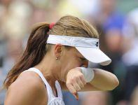 Polka tylko wygrywając Wimbledon mogła awansować na 1. miejsce w rankingu WTA (fot. PAP/EPA)