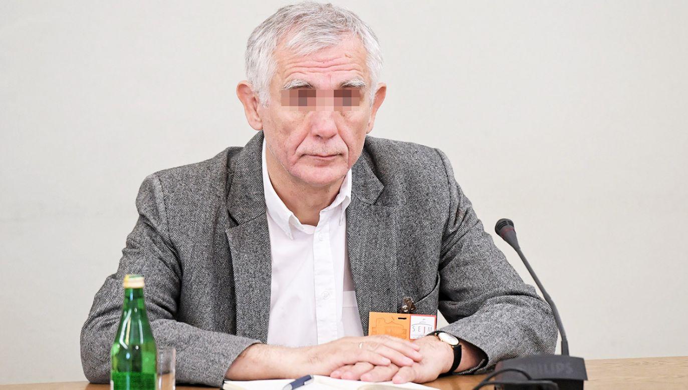Maciej G. był w latach 2008-2015 podsekretarzem stanu w ministerstwie finansów (fot. arch.PAP/Radek Pietruszka)