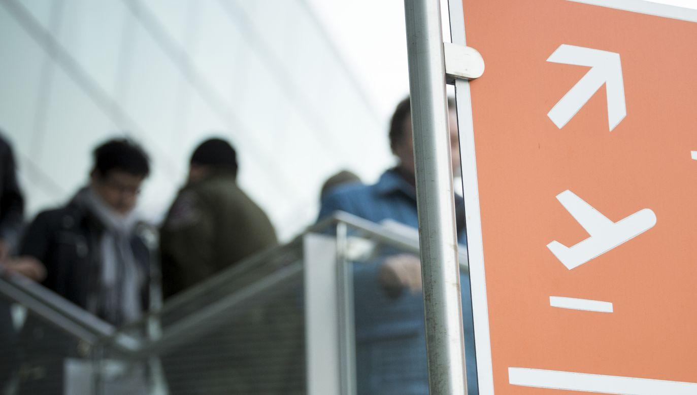 W Wielkiej Brytanii jest już mniej niż 700 tys. obywateli Polski (fot. Maciej Luczniewski/NurPhoto via Getty Images)
