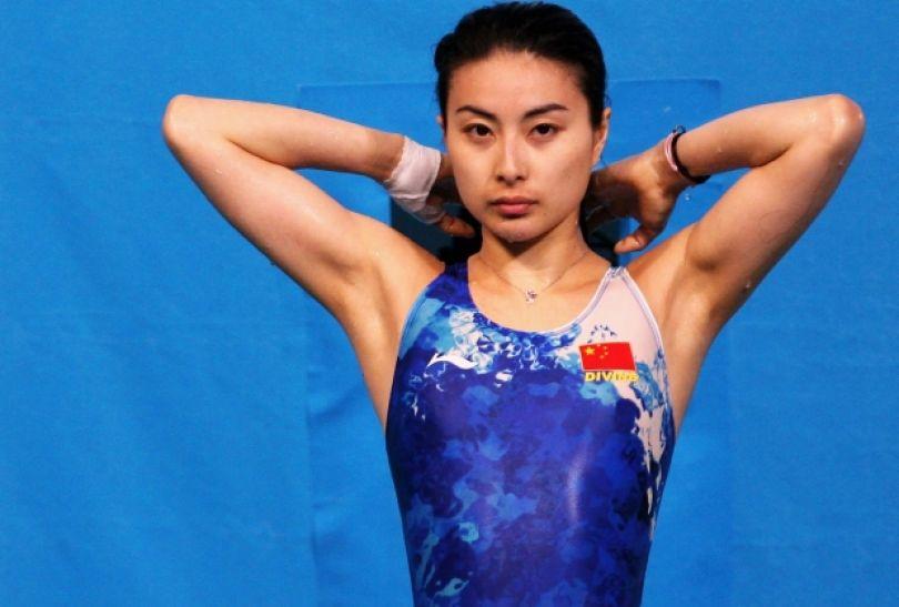 Guo Jingjing (fot. Getty Images)