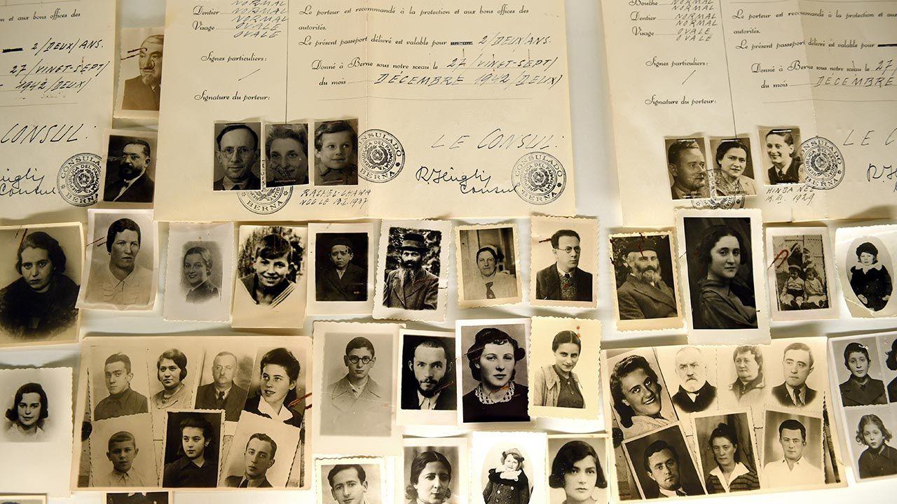 Grupa Ładosia ratowała Żydów w czasie wojny (fot. PAP/Darek Delmanowicz)