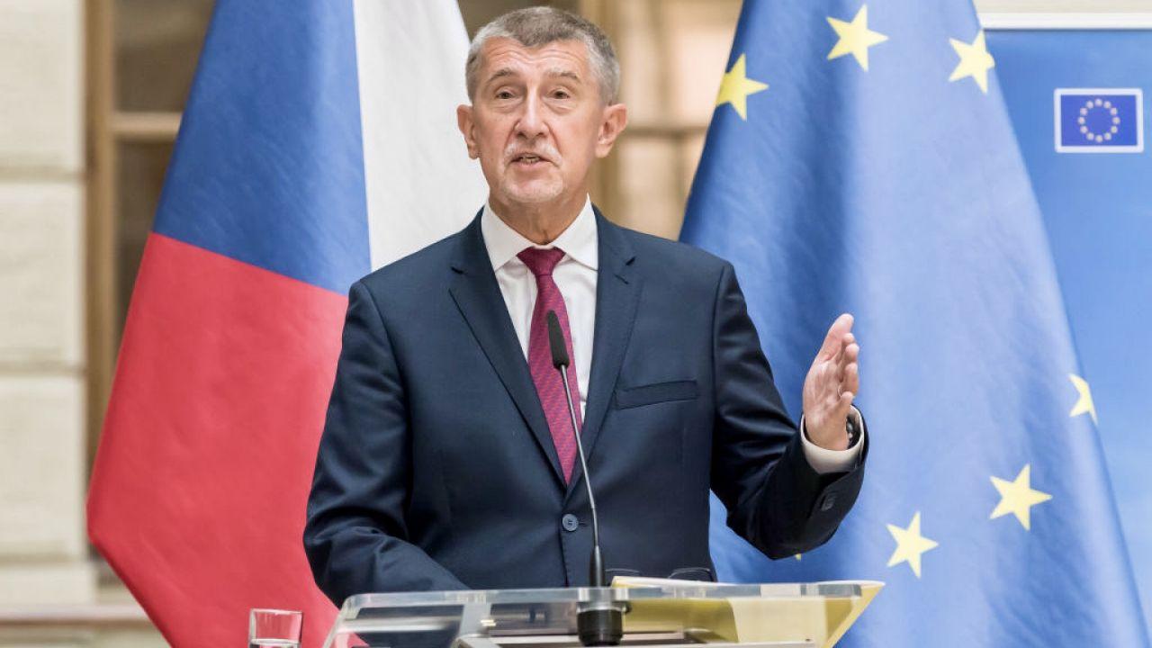 Czescy politycy nie szczędzą sobie soczystych epitetów (fot. T.Tkacik/SOPA Images/LightRocket/Getty Images)