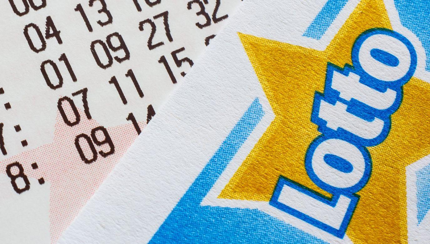 Wyniki losowania Lotto (fot. Shutterstock)