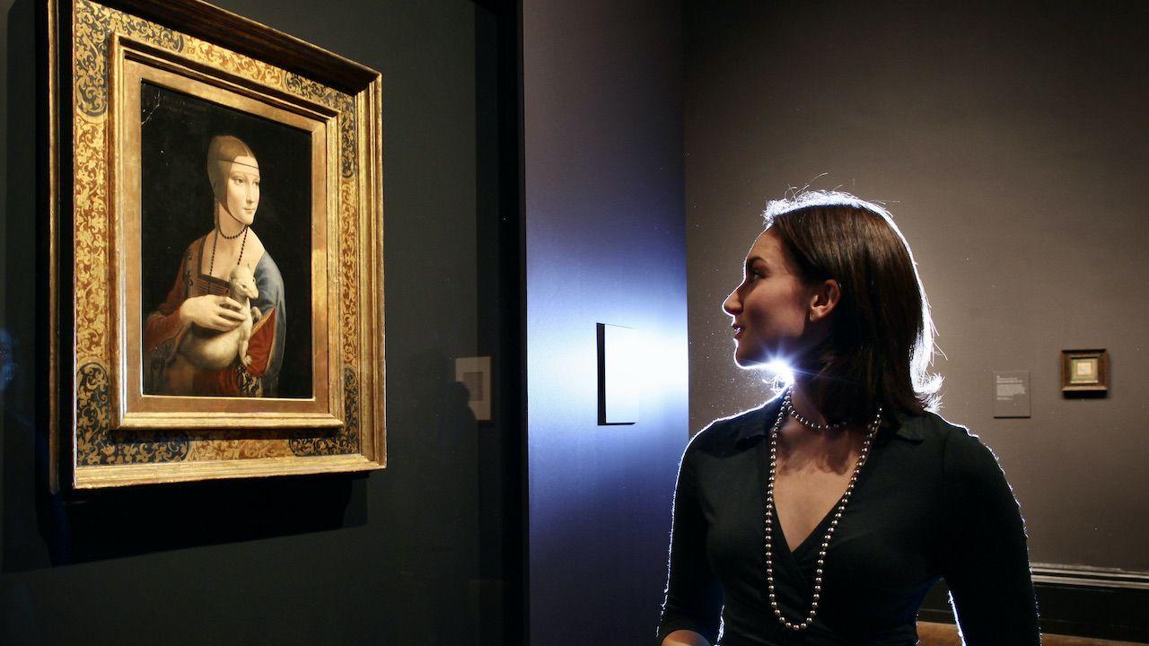 """Te badania pozwolą naukowcom """"zbadać korzenie geniuszu"""" Leonarda (fot. Dan Kitwood/Getty Images)"""