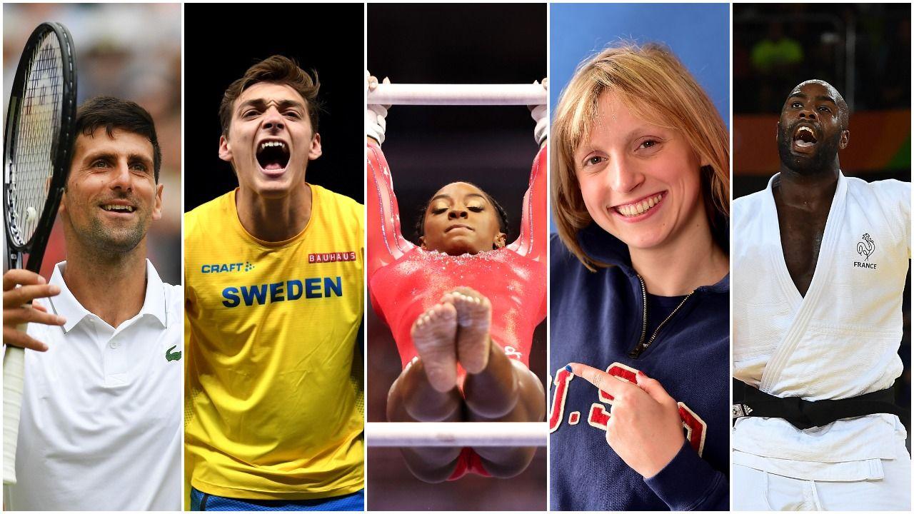 Największe gwiazdy igrzysk olimpijskich w Tokio (fot. Getty Images)