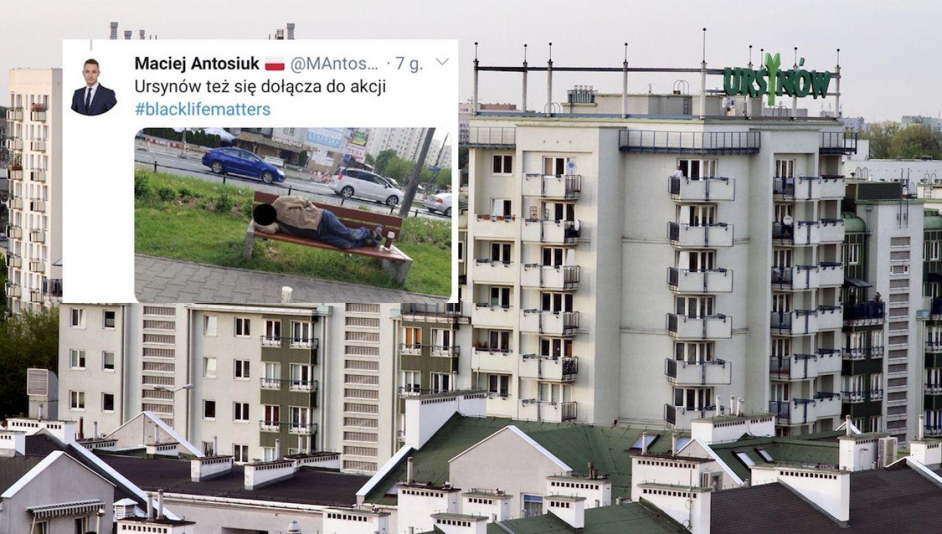 Radny przeprosił za wpis (fot. arch.PAP/Maciej Chmiel, tt/MAntosiuk)