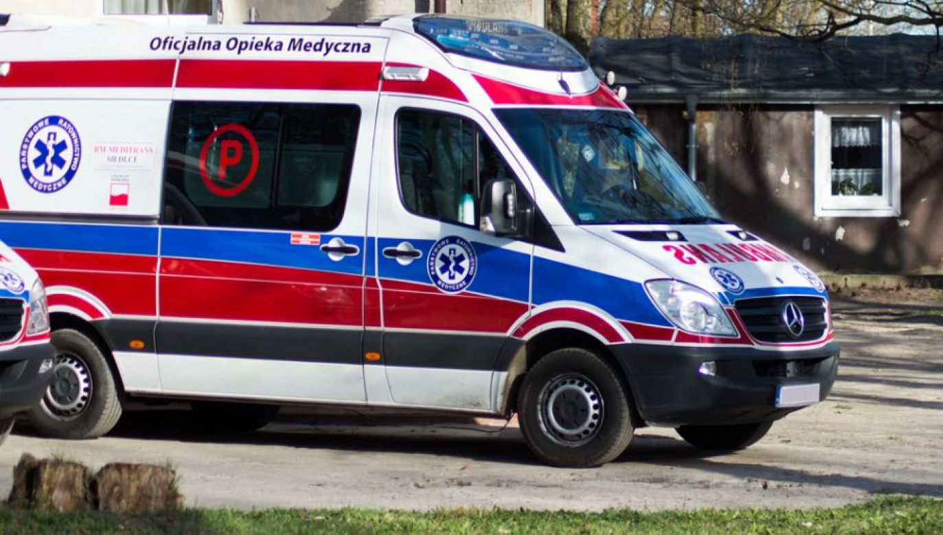 Barbara Kaczmarek trafiła do szpitala z poważnymi i rozległymi obrażeniami głowy (fot. tvp.info/Paweł Chrabąszcz)