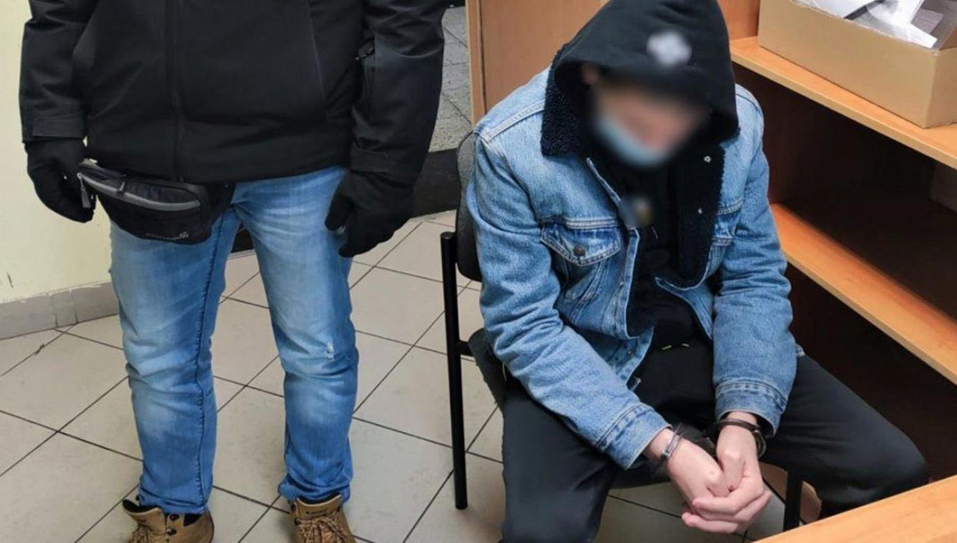 Decyzję w sprawie Kacpra podejmie sąd rodzinny (fot. Policja)