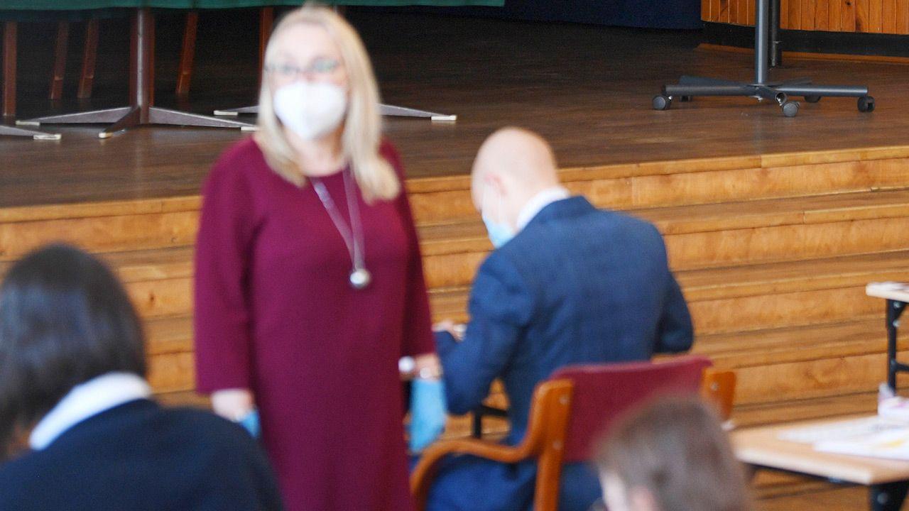 Egzaminy z języka polskiego umożliwia Białorusinom podjęcie legalnej pracy w Polsce (fot. PAP/Darek Delmanowicz)