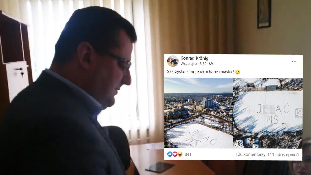 Urząd w Skarżysku-Kamiennej nie wyjaśnił, jakie przyniosła miastu misja gospodarcza w Las Vegas (fot. Facebook/Anna Krupka)