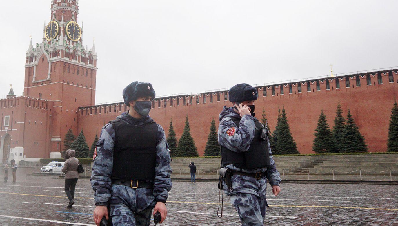 Rosja wydala polskich dyplomatów (fot. Mikhail Svetlov/Getty Images)