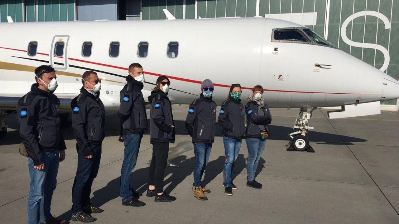 Polscy ratownicy wyruszają z kolejną misją (fot. Twitter/MSZ)