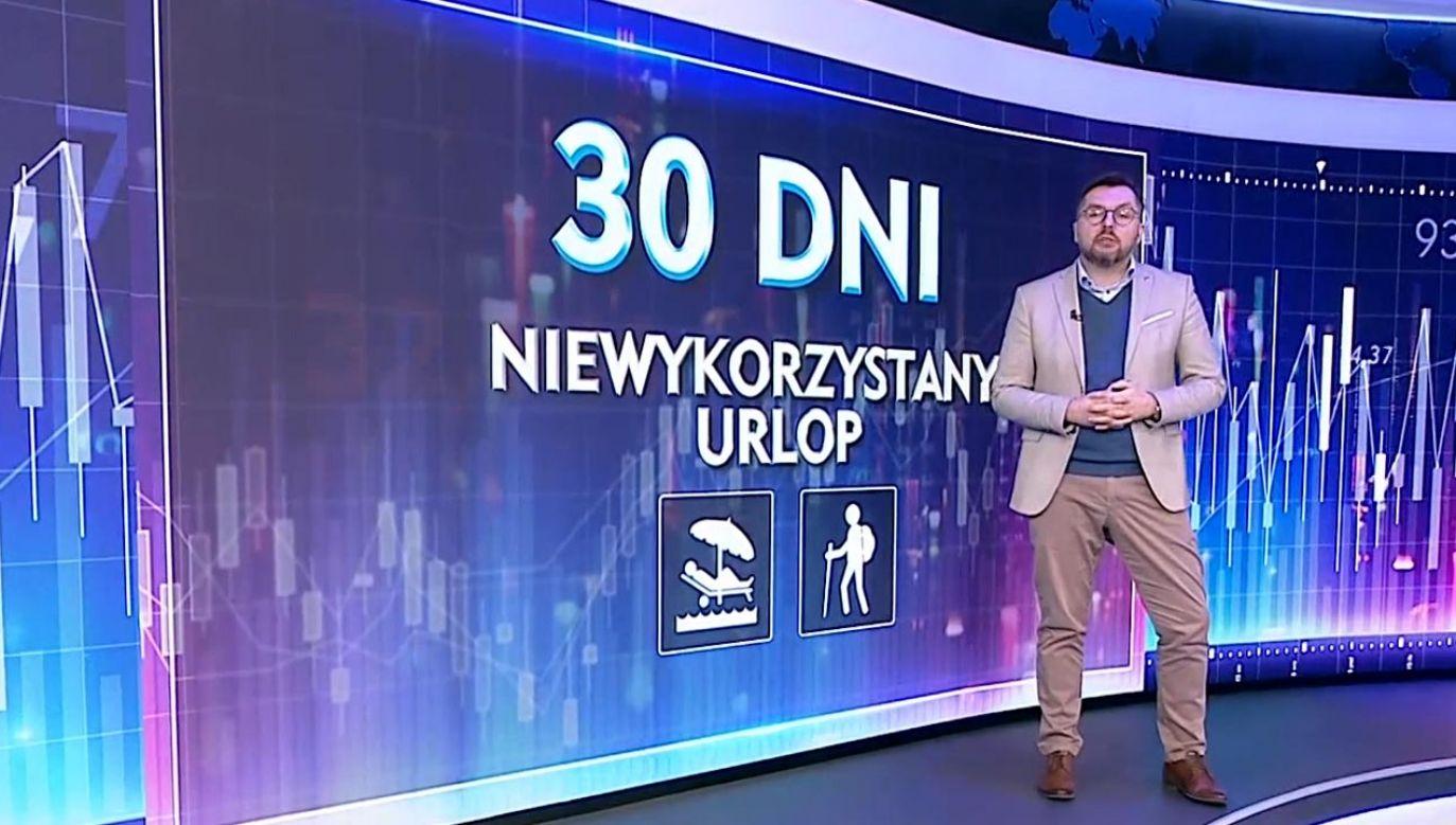 Wyjaśnia Paweł Blajer (fot. TVP Info)