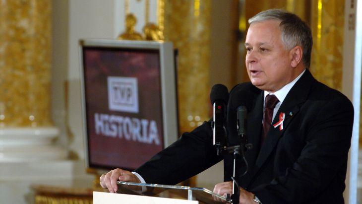 Inauguracja TVP Historia