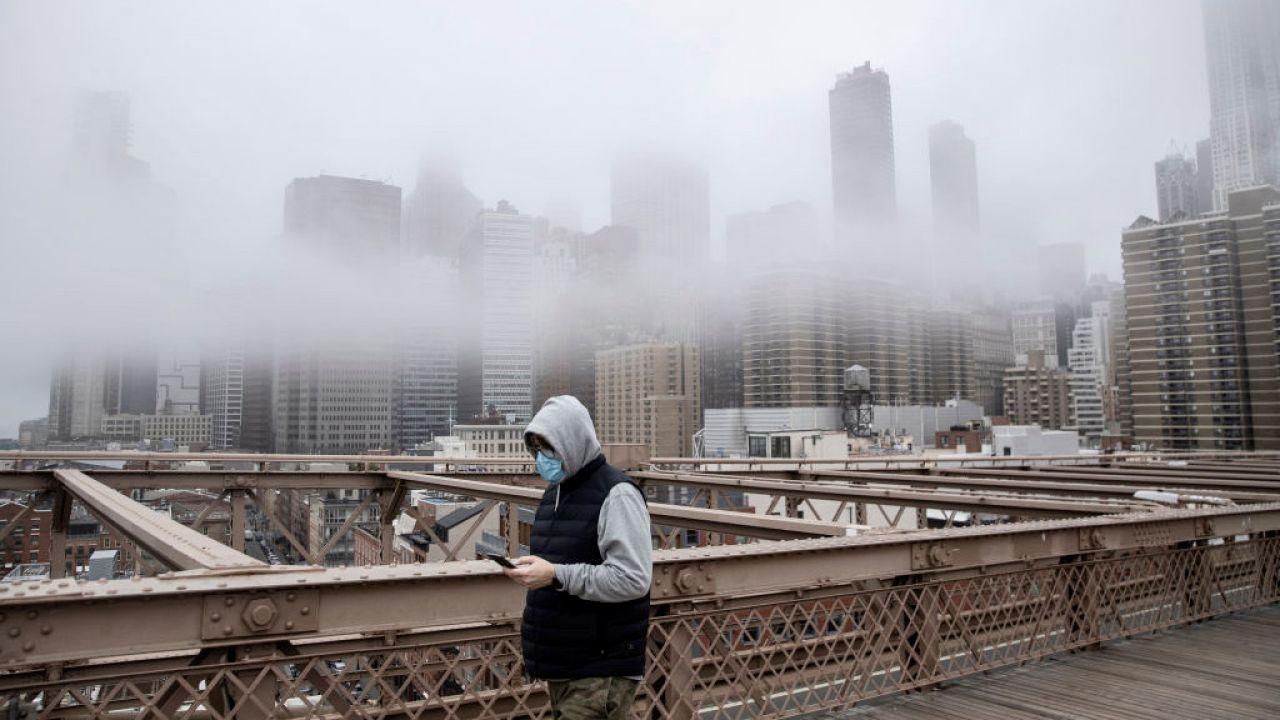 Jakość powietrza w Nowym Jorku pogarsza się (fot. Victor J.Blue/Getty Images)