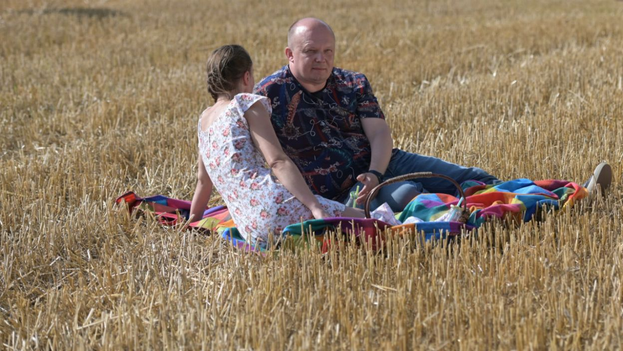 Rolnik na randkę zaprosił Ewę (fot. P. Matey/TVP)