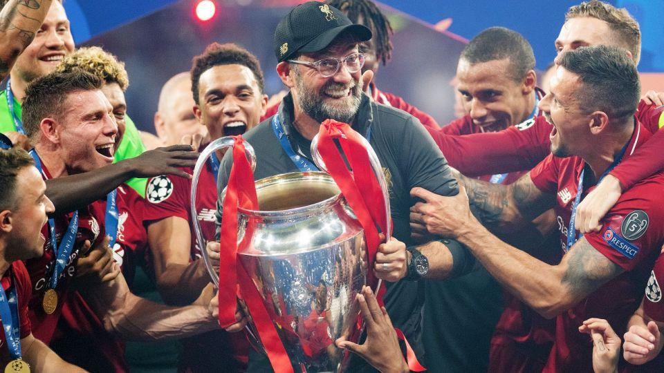 Juergen Klopp Liverpool FC trener rocznica (sport.tvp.pl)