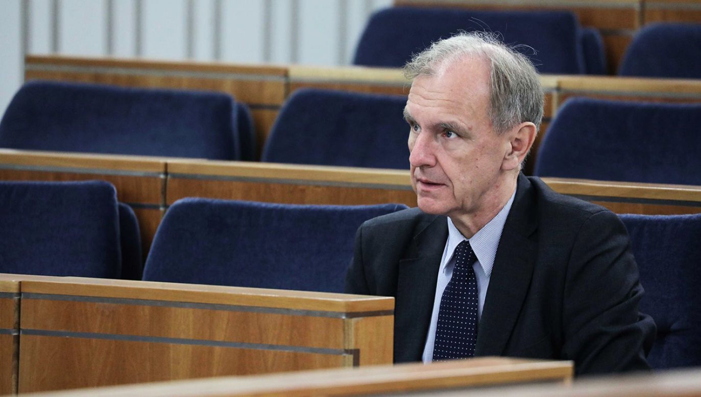 Bogdan Klich oskarża Prawo i Sprawiedliwość (fot. arch.PAP/Tomasz Gzell)