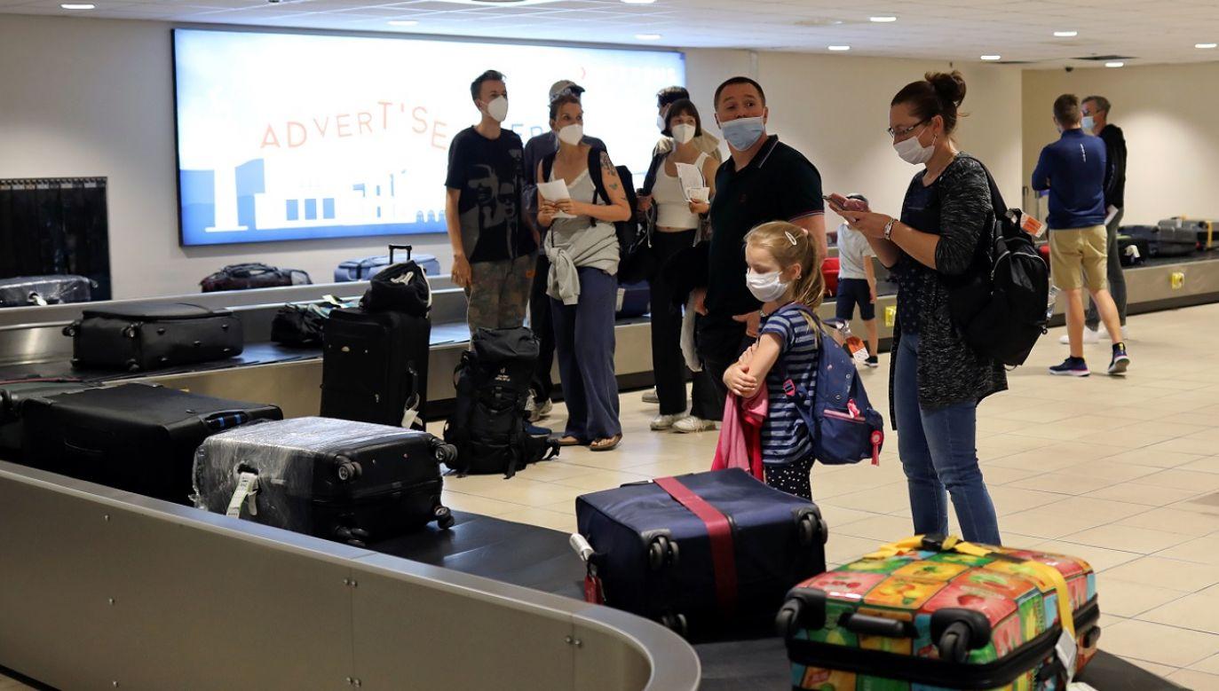 Grecja z powodu kryzysu w turystyce straci ok. 16 proc. PKB (fot. Reuters/Altis Konstantidinis )