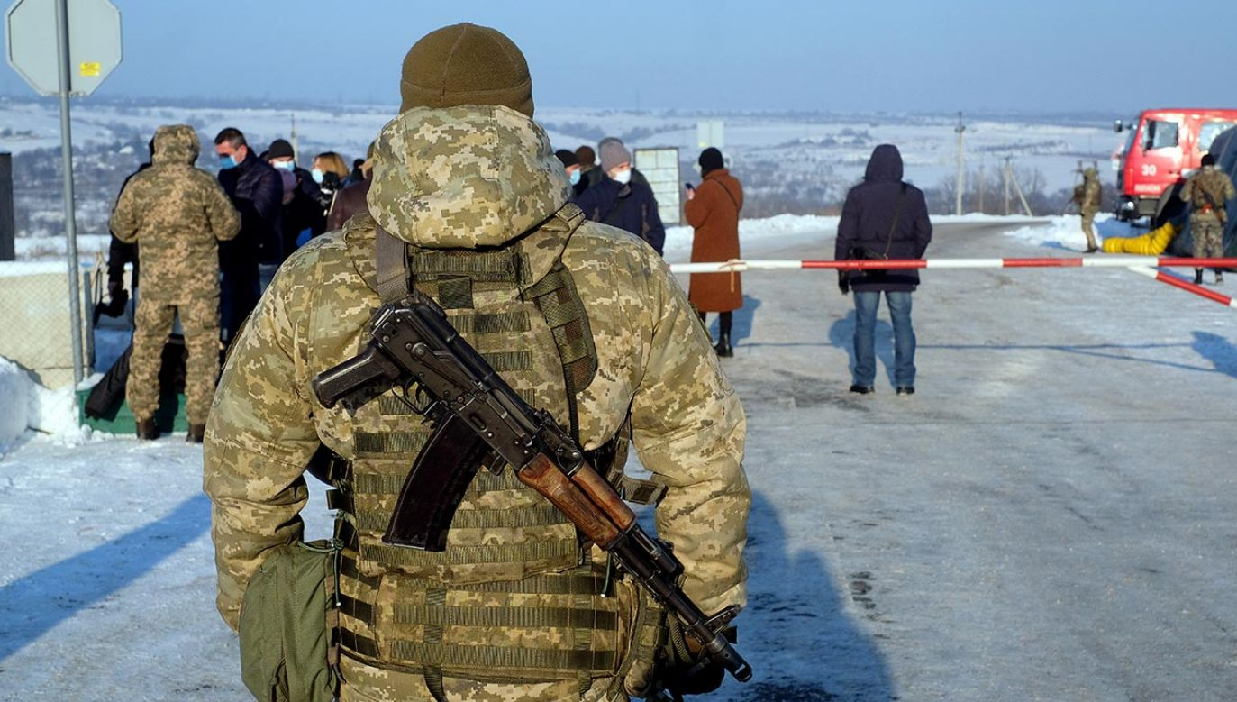 Projekt był finansowany ze środków MSZ (fot.  Oleksii Kovalov/ Ukrinform/Barcroft Media via Getty Images)