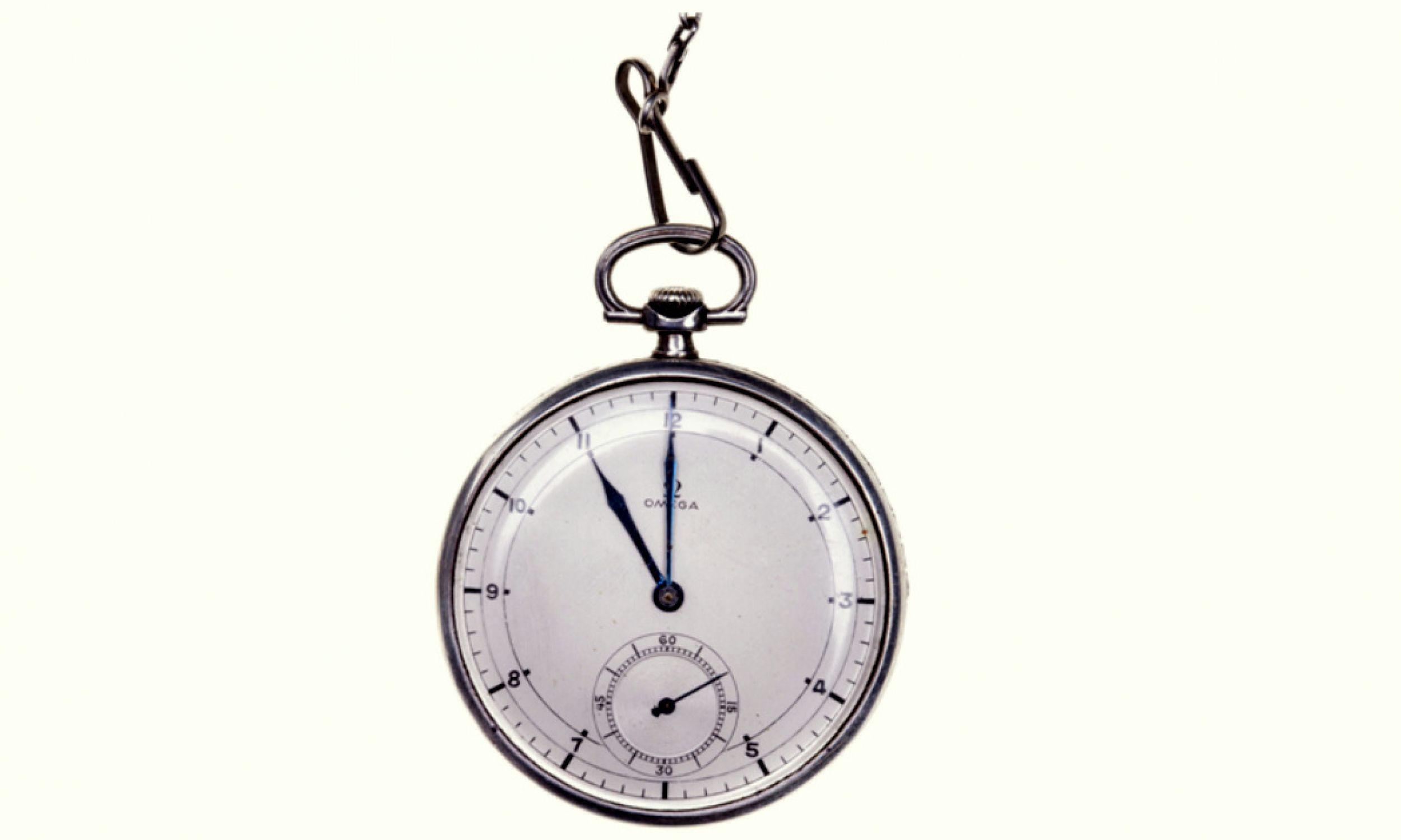 Zegarek Omega w typie art deco. Fot. materiały prasowe DESA Unicum
