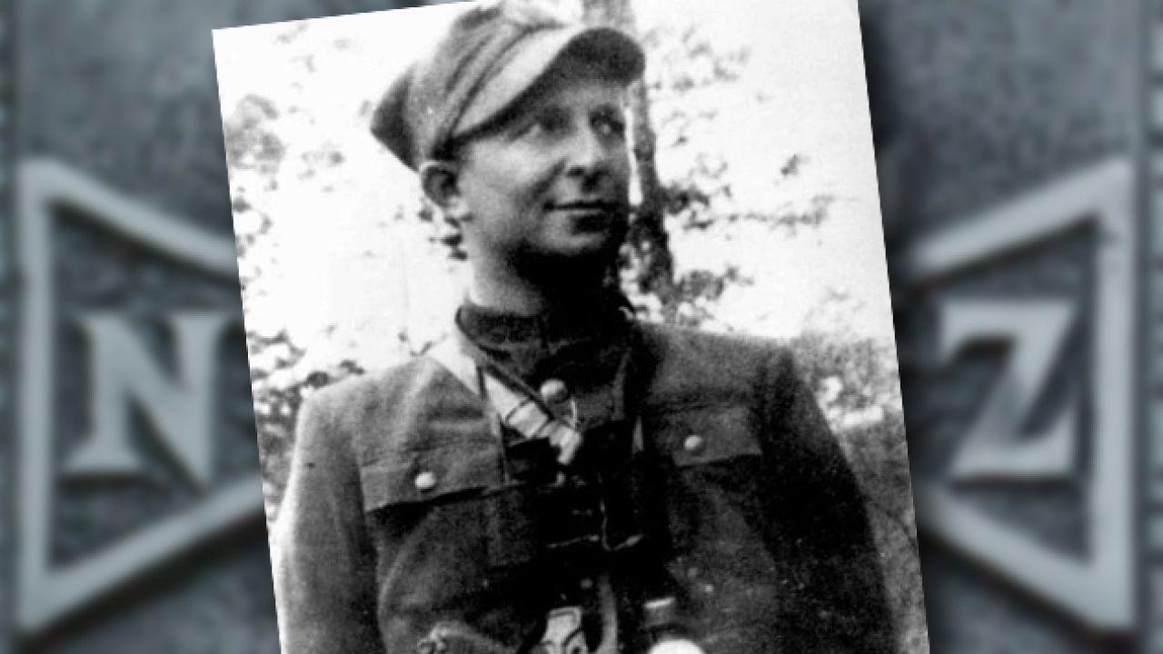 Wincenty Sowa ps. Vis był dowódcą oddziału NSZ w powiecie janowskim (fot. Wiki/cc)