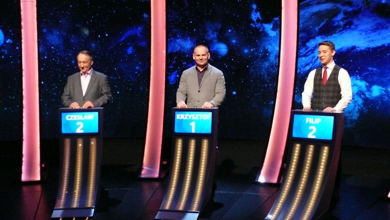 Finał 15 odcinka 113 edycji rozegra trójka fnalistów