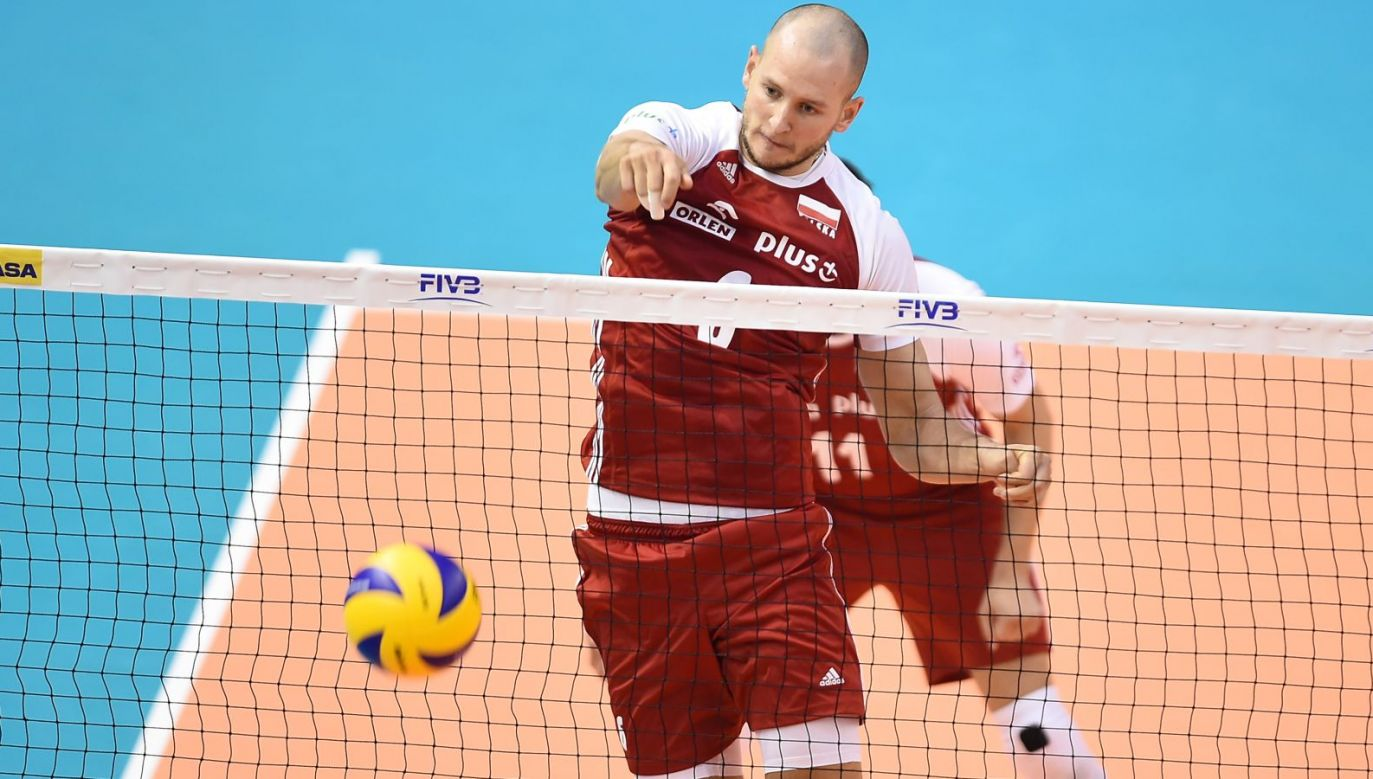 Bartosz Kurek (fot. Getty Images)