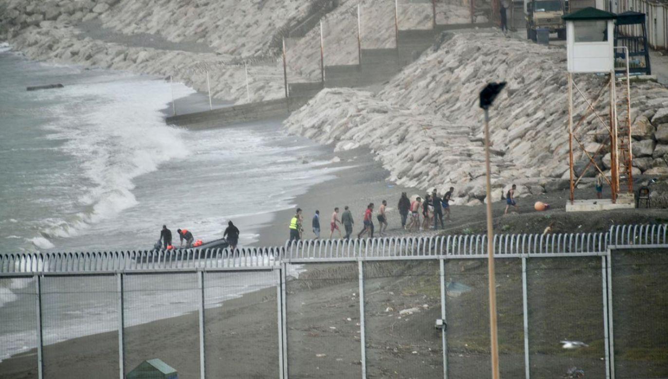 Maroko miało zrezygnować z kontrolowania granicy z zemsty (fot. Antonio Sempere/Europa Press via Getty Images)