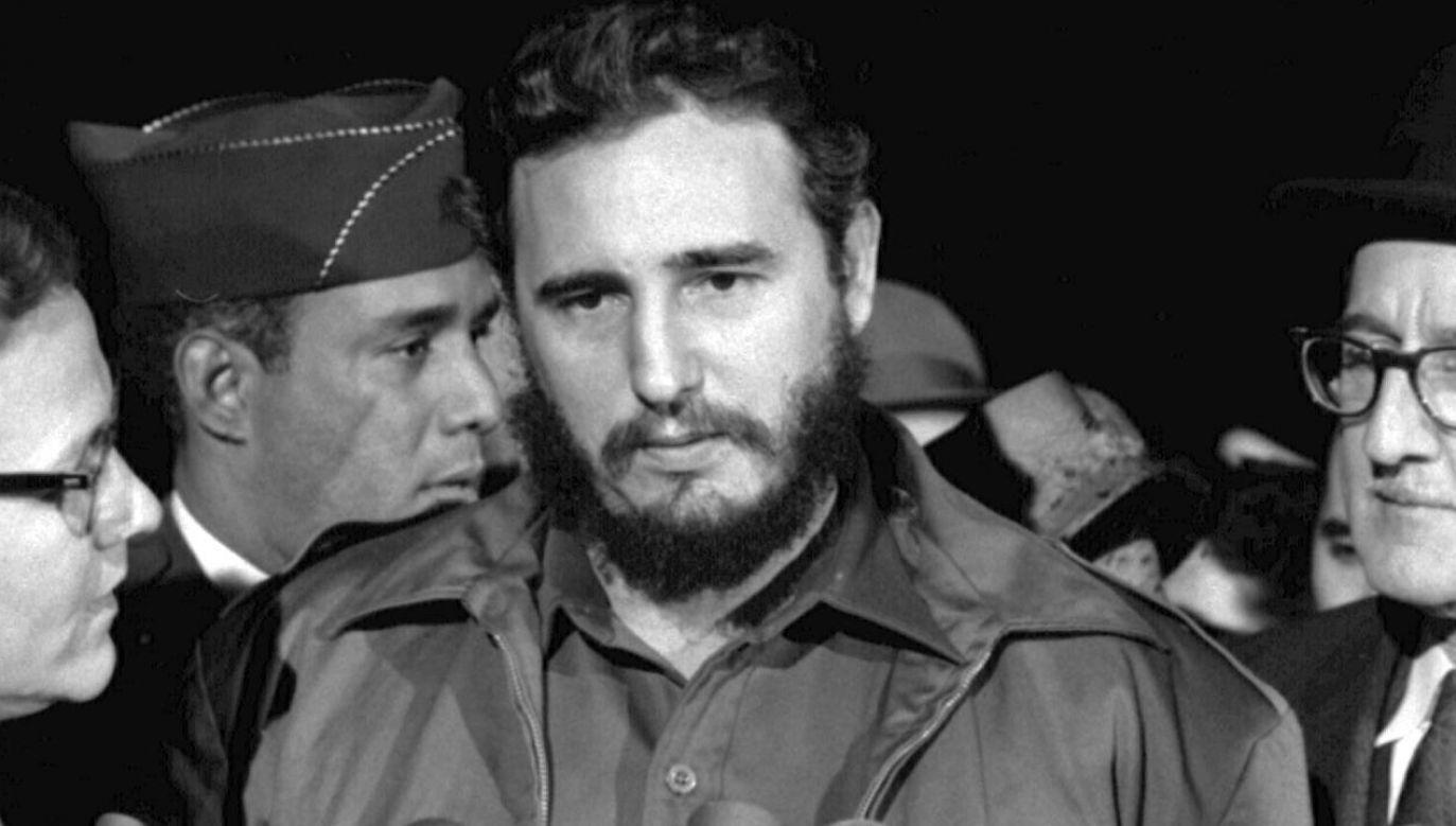 Fidel Castro stanowił zagrożenie dla USA (fot. Wiki/Warren K. Leffler)