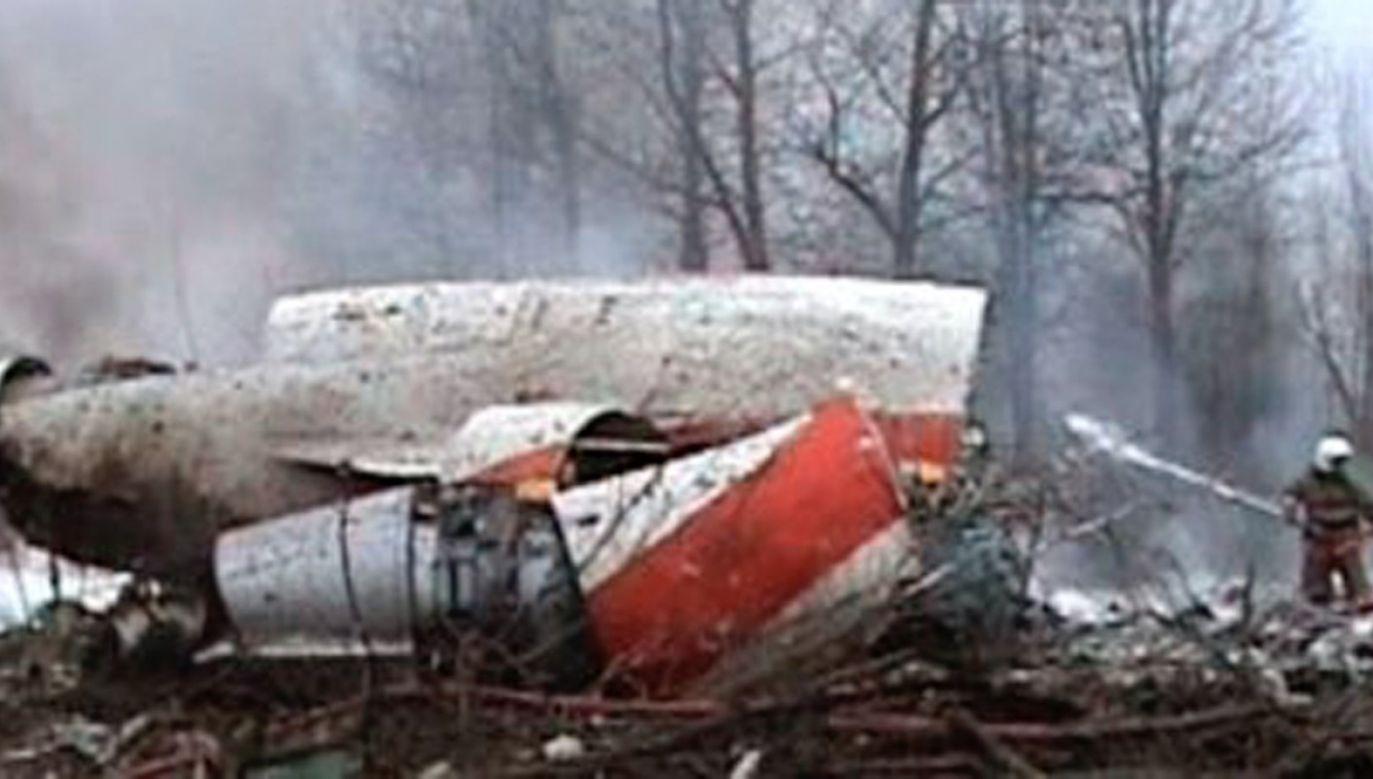 W tym roku minęło 10 lat od rozpoczęcia śledztwa w sprawie katastrofy samolotu Tu-154M z 10 kwietnia 2010 r. w Smoleńsku (fot. Reuters)